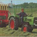 Fendt Farmer 200S (Quelle: AGCO Fendt)