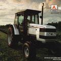 AGCO White 8105 Traktor (Quelle: AGCO)