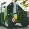 Krone BigX V12 Wartung (Quelle: Krone)