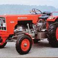 Hürlimann T-5100 Traktor (Quelle: SDF Archiv)