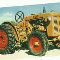Fiat 600 Traktor 1949 (Quelle: CNH)