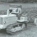 Hanomag K90 Raupentaktor (Quelle: Hersteller)