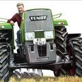 Fendt Farmer 4SA (Quelle: AGCO Fendt)