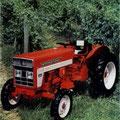 IHC V453 Schmalspurtraktor (Quelle: Hersteller)