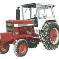 IHC Farmall 826 Hydro Traktor (Quelle: Hersteller)