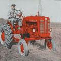 IHC Farmall 100 Standardtraktor (Quelle: Hersteller)