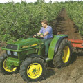 John Deere 1845F Plantagentraktor (Quelle: John Deere)