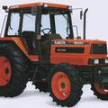 Kubota M9580 Allradtraktor (Quelle: Kubota)