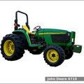 John Deere 4710 Traktor (Quelle: John Deere)