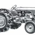 Lamborghini DL36-40 Traktor (Quelle: SDF Archiv)