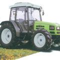 Hürlimann XA 657 Traktor (Quelle: SDF Archiv)