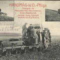 Hanomag WD 80 Großpflug (Quelle: Postkarten-Archiv)