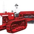 IHC T-4 Raupenschlepper (Quelle: Hersteller)