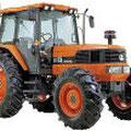 Kubota M125 Traktor (Quelle: Kubota)