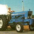 Ford 7400 Traktor (Quelle: CNH)