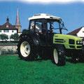 Hürlimann XA 606 Allradtraktor (Quelle: SDF Archiv)