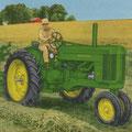 John Deere 60 Traktor (Quelle: John Deere)