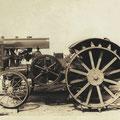 John Deere Waterloo Boy D Traktor (Quelle: John Deere)