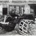 Fahr Traktor D17 (Quelle: SDF Archiv)