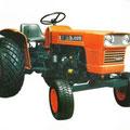 Kubota L225 Traktor (Quelle: Kubota)