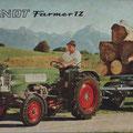 Fendt Farmer 1E (Quelle: AGCO Fendt)