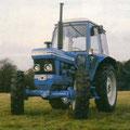 Ford County 6610-4 Allradtraktor (Quelle: CNH)