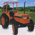 Kubota L3750 Allradtraktor (Quelle: Kubota)