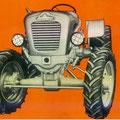 Lamborghini 2R DT Allradtraktor (Quelle: SDF Archiv)