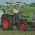 Fendt Farmer 200SA (Quelle: AGCO Fendt)
