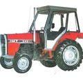 IMT 549 Traktor (Quelle: Hersteller)
