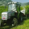 Hürlimann XS 100 Schmalspurtraktor ab 2006 (Quelle: SDF Archiv)