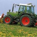 Fendt Farmer 309 (Quelle: AGCO Fendt)