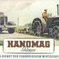 Hanomag R40 B Traktor