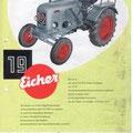 Eicher ED 110/8