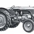 Lamborghini DL48-52 Traktor (Quelle: SDF Archiv)
