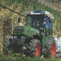 Fendt Farmer 209 VA (Quelle: AGCO Fendt)