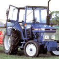 Ford 4110 Traktor MARK II (Quelle: CNH)