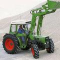 Fendt Farmer 275 SA mit Frontlader (Quelle: AGCO Fendt)