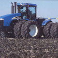 New Holland TJ 500 = STX 500 (Quelle: New Holland)