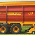Schuitemaker Rapide 125 Ladewagen (Quelle: Schuitemaker)