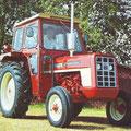 IHC 444 Traktor mit Kabine (Quelle: Hersteller)