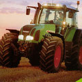 Fendt Favorit 916 Vario Generation 2 (Quelle: AGCO Fendt)