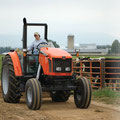 AGCO LT85 A Traktor ohne Kabine (Quelle: AGCO)