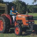 Kubota M5400 Traktor (Quelle: Kubota)