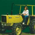 Hürlimann H-355 Allradtraktor (Quelle: SDF Archiv)