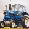 Ford County 762H HighDrive Traktor (Quelle: CNH)