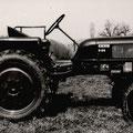 Fahr D66 Traktor (Quelle: SDF Archiv)
