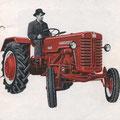 IHC McCormick D-320S Traktor (Quelle: Hersteller)