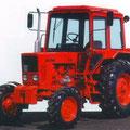 Belarus MTZ 572 Traktor (Quelle: Belarus)