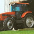 AGCO Allis 9675 Allradtraktor (Quelle: AGCO)